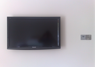 Wall Mounted TV